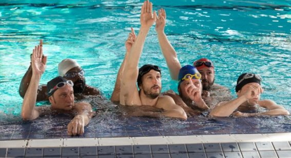This all-male synchronised swimming comedy delivers formulaic fun