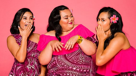 Crack-up Kiwi show SIS blazes trails for young brown female comedy voices