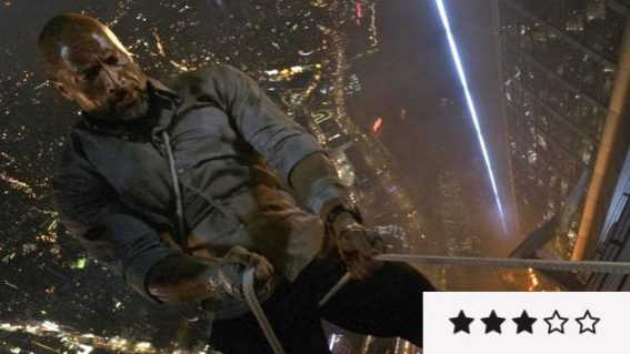 Skyscraper review: will this ridiculous action movie become a classic?