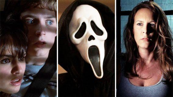 I Scream, you Scream, we all Scream for the top 5 nineties slasher movies