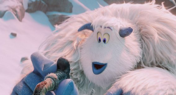 Smallfoot ain't no Pixar marvel but it will keep young'uns entertained