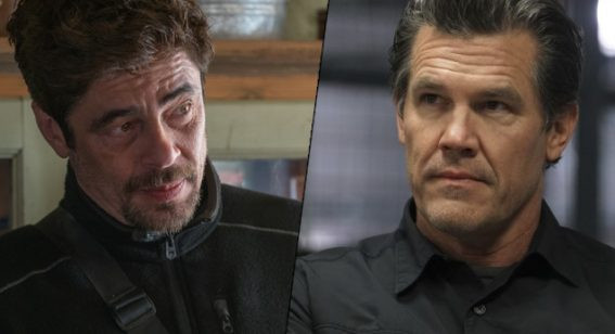 Soldado stars Benicio Del Toro and Josh Brolin talk to Flicks