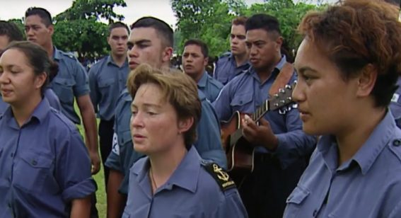 Soldiers Without Guns trailer: the story of Kiwis who used guitars to help end a war