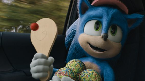 Sonic the Hedgehog's film bludgeons the character into blandness