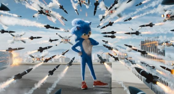 The first Sonic the Hedgehog trailer is a '90s abomination