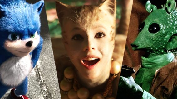Cats, Sonic, Star Wars and the wild new era of the 'never finished' film
