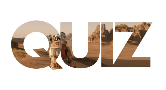 Quizzing: Alone in Space
