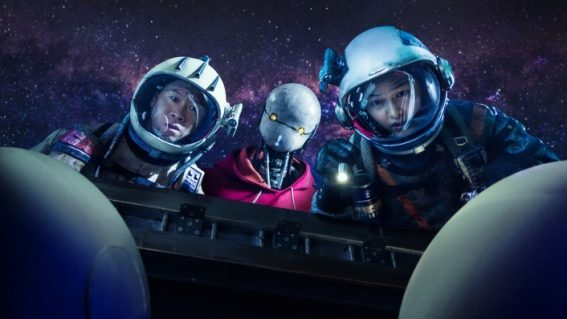 Korean sci-fi blockbuster Space Sweepers has style and panache to spare