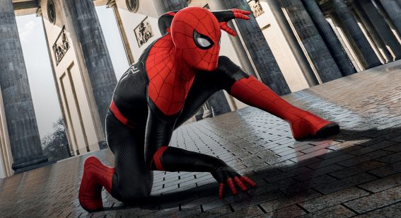 Tickets on sale & new trailer for Spider-Man: Far from Home