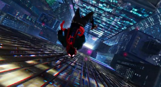 Into the Spider-Verse is one of the greatest comic book films ever made