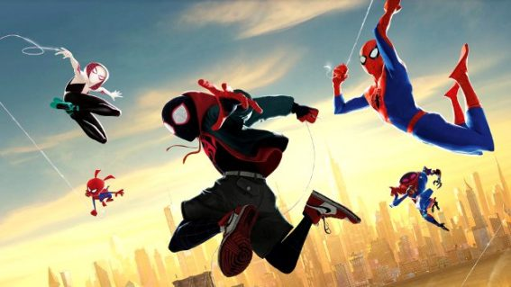 Win 1 of 50 double passes to Spider-Man: Into the Spider-Verse