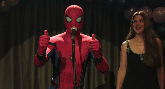 Far From Home outperforms Venom and Homecoming at the NZ box office