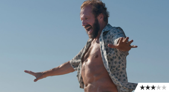 Review: Ralph Fiennes is a Hurricane in 'A Bigger Splash'