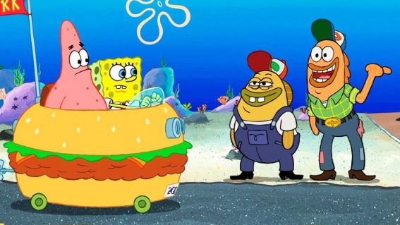 The SpongeBob SquarePants Movie is an absurdist comedy gem