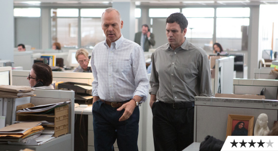 Review: 'Spotlight' is an Important Film, Completely Without Self-Importance