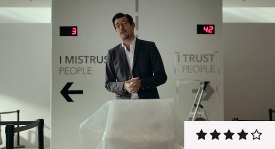 The Square review: a comically-barbed satirical lens on the art world