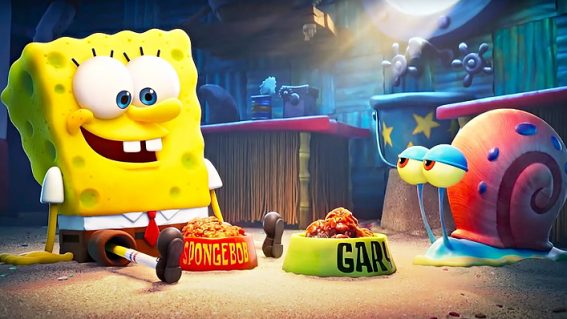 Sponge on the Run reminds us there's no such thing as a bad SpongeBob movie