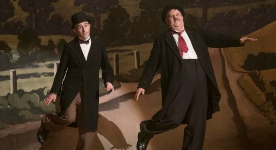 Steve Coogan and John C. Reilly are a perfectly matched pair in Stan & Ollie