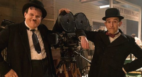 From Stan & Ollie to Chaplin and Lenny: memorable films about legendary comedians