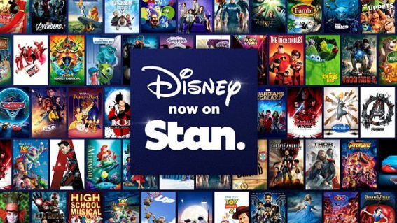 A tonne of Disney and Marvel movies are arriving on Stan for the holiday season