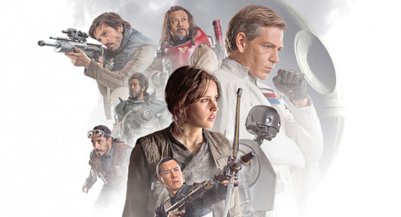 Available Now: Book Tickets for 'Rogue One: A Star Wars Story'