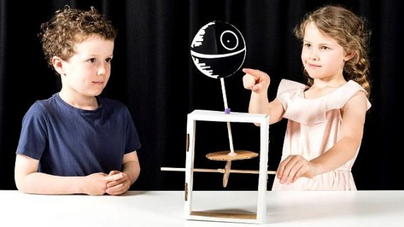 School holidays Star Wars workshops for kids coming to Powerhouse Museum