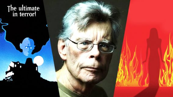 Every new Stephen King adaptation heading to the big and small screen