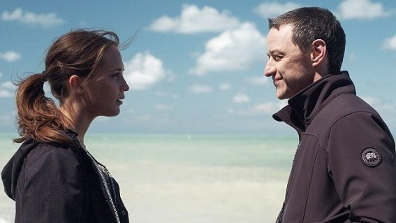 Win a double pass to see Submergence