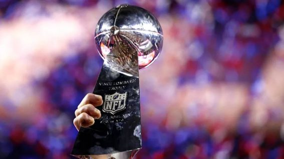 Watch the NFL Super Bowl live in cinemas
