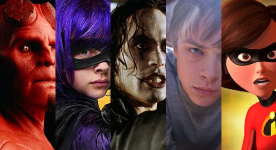 The best superhero movies that aren't Marvel or DC