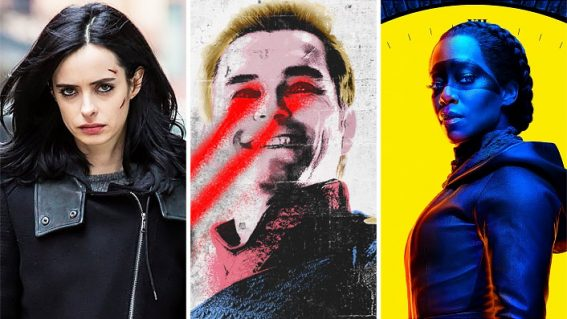 5 of the best superhero series to stream