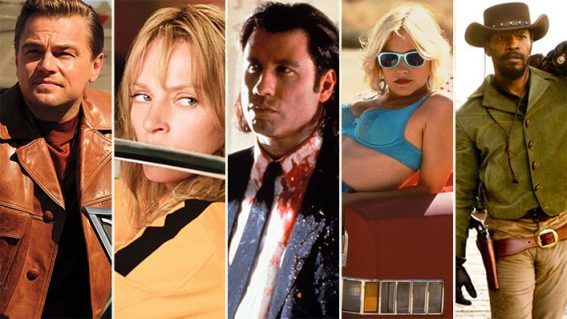 Is everything connected in the Tarantino universe?