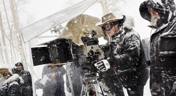 Quentin Tarantino Heading to NZ for 'Hateful Eight' Premiere