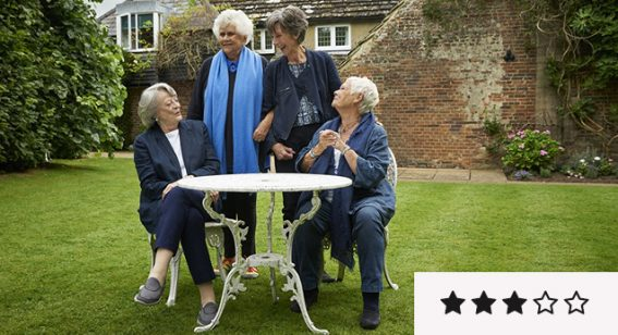 Tea with the Dames review: the personalities are big enough to fill the theatre