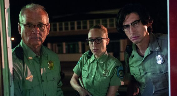 We attend Cannes opening film, Jim Jarmusch's not very well-told zombie comedy