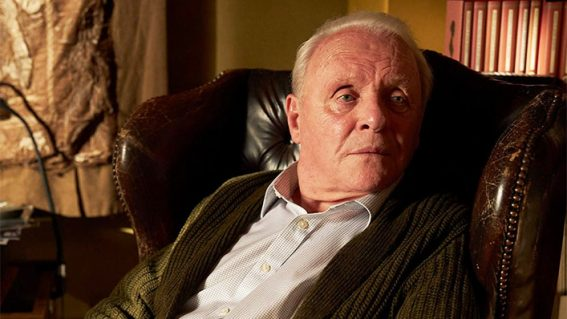 Oscar contender The Father features one of Anthony Hopkins' greatest performances