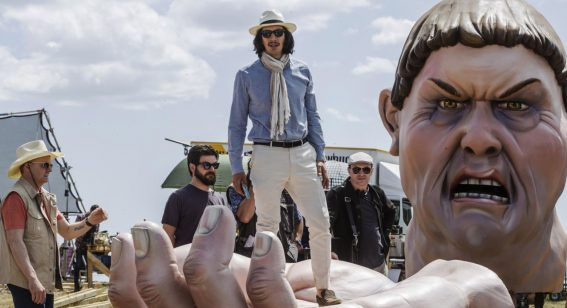 Terry Gilliam's sloppy Don Quixote movie is ultimately unsatisfying