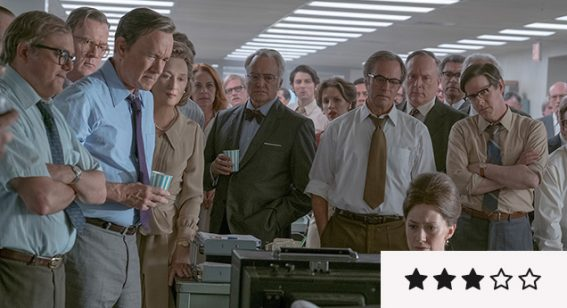 'The Post' Review: A Watchable, If Not Enthralling, Account of Important Events