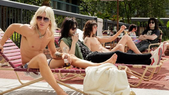 Motley Crüe biopic The Dirt captures the ecstatic truth of '80s hair metal