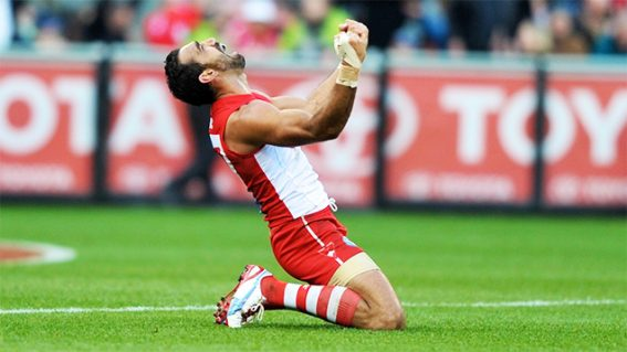 The exhilarating Adam Goodes documentary The Final Quarter is a must-see