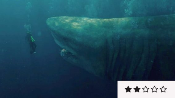 The Meg review: a lousy combination of idiotic and self-important