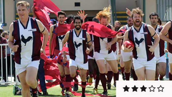 The Merger review: a bloody ripper of an Australian sports movie