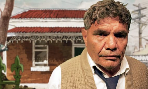 The Skin of Others is an important documentary about Indigenous Australian veteran and activist Douglas Grant