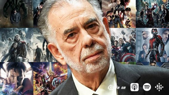 The Take podcast: Coppola goes to war on the MCU