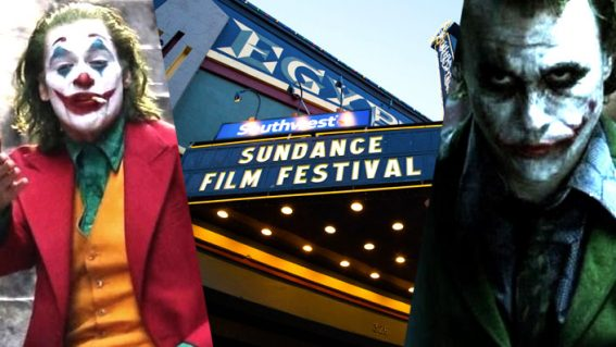 The Take podcast: Sundance highlights + Joker Joaquin Phoenix v Joker Heath Ledger