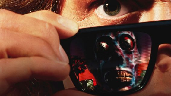 In the age of augmented reality, cult classic They Live is an even wilder film to rewatch