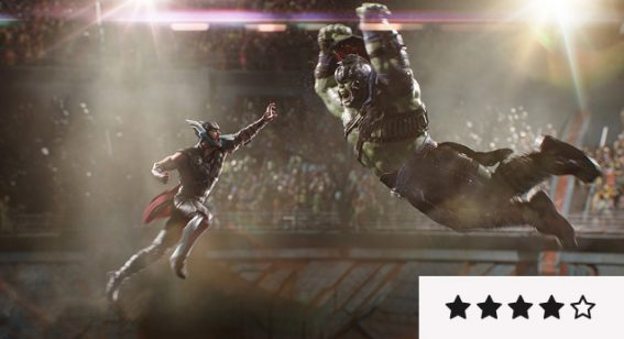 Review: It's Nigh Impossible to Watch 'Thor: Ragnarok' Without a Grin on your Face