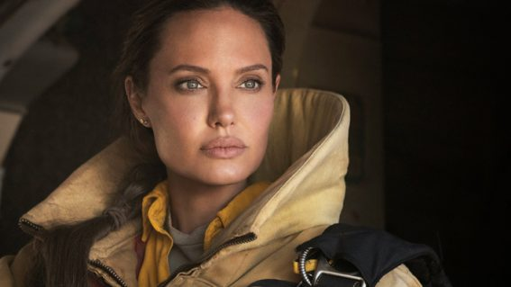 Angelina Jolie's star power can't save the lukewarm thriller Those Who Wish Me Dead