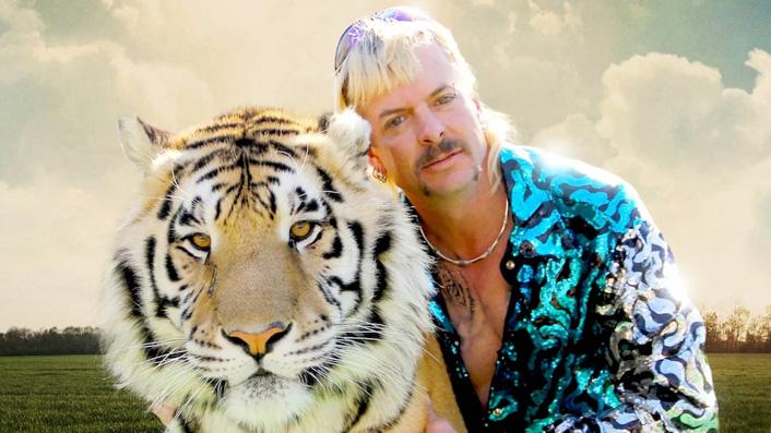 Joe Exotic in Tiger King