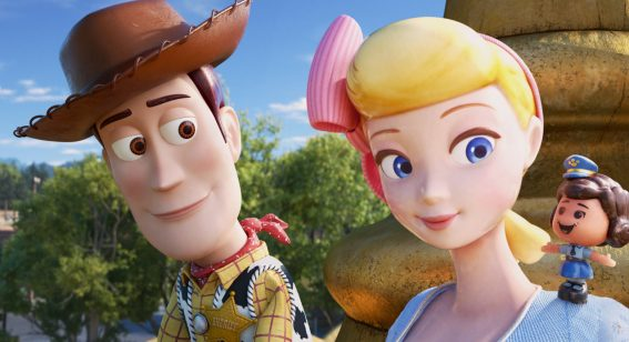 Toy Story 4 lives up to the series' reputation